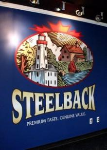 Steelback Brewery Inc.,